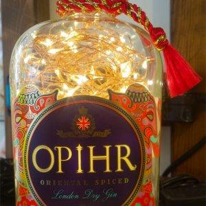 OPIHR BOTTLE LAMP