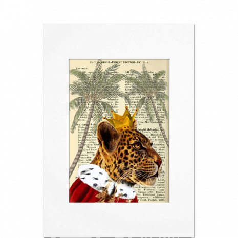 Leopard-Crown