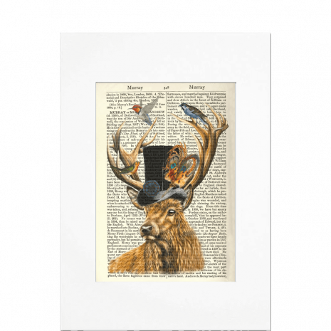 Top-Hat-Stag