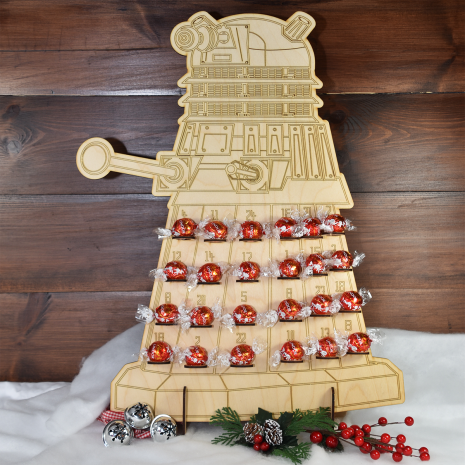 Dalek-Advent-Calender