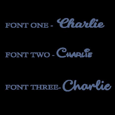 Font-Choice